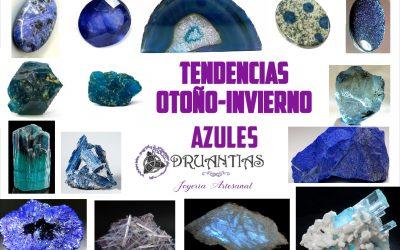 Tendencias Otoño-Invierno 2020/2021 Azules Tendencias-Noticias