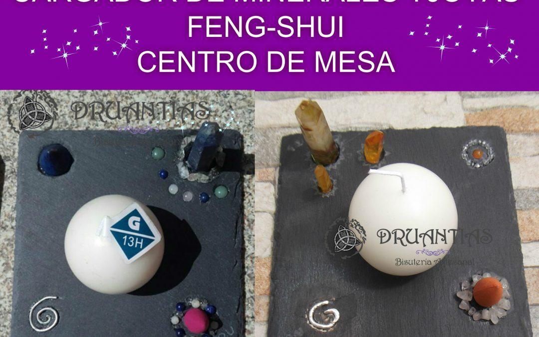 CARGADOR, FENG-SHUI, CENTRO DE MESA-Novedades-Noticias